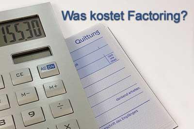 Was kostet Factoring?
